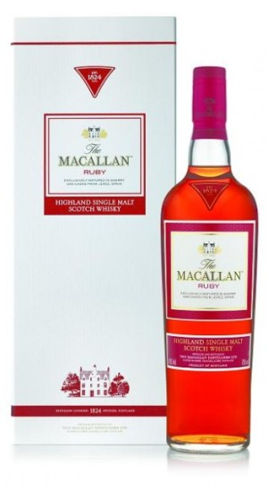 Macallan 1824 Ruby