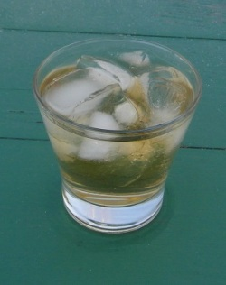The Presbyterian (a fine example of a tall soda filled cocktail)