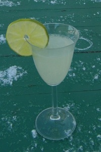 Lime and Maraschino Daiquiri