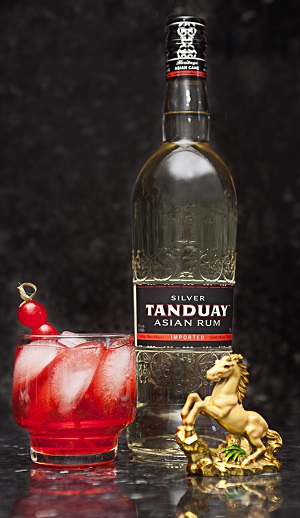 Tanduay Red Runner