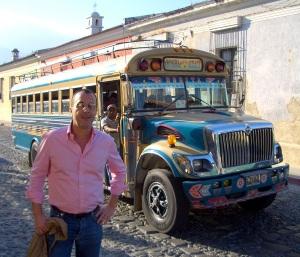 Fabio Rossi in Guatamala