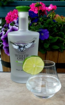 White Owl Ginger and Lime