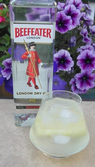 Beefeater and Tonic