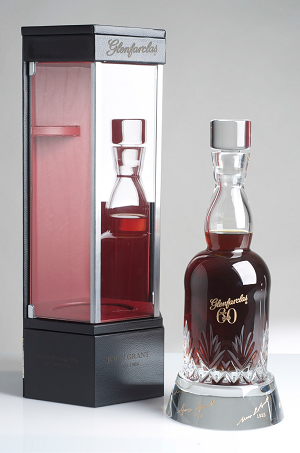 Last April J G Grant Launched The Release Of Their New 60 Year Old Glenfarclas Single Malt Whisky With Only 360 Bottles Available World Wide