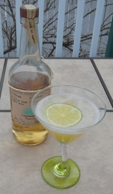 Casamigos Reposado and the Valerie Project