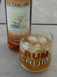 El Dorado Dark Rum Punch SAM_1443