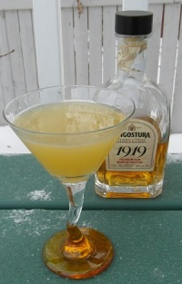 Angostura 1919 Orange Daiquiri SAM_1469