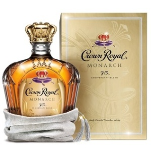 Crown Royal Monarch 75th Anniv Blend_2