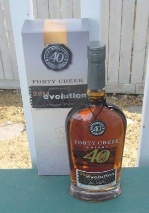 Forty Creek Evolution