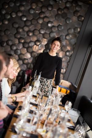 Ali Dedianko, Belvedere Global Vodka Ambassador