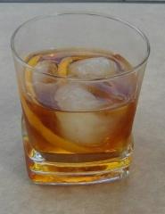 1878 Rum Cocktail