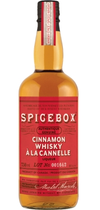 Spicebox Cinnamon