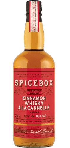 Spicebox Cinnamon