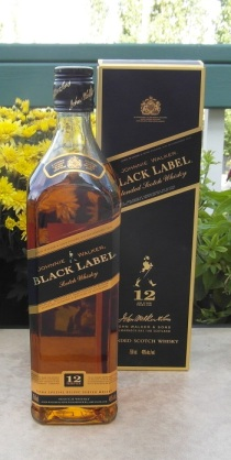 Johnny Walker Black SAM_1726