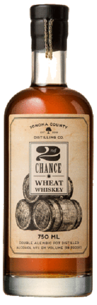 2nd chance wheat whiskey