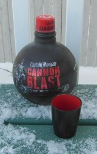 Captain Morgan Canon Blast