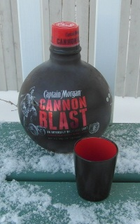 Captain Morgan Canon Ball