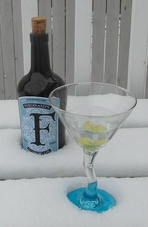 Grapeshot Martini