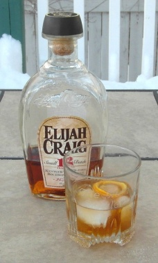 Elijah Craig Old Fashioned