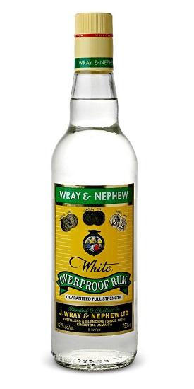 Wray And Nephew White Overproof Rum The Rum Howler Blog
