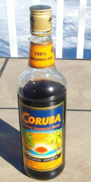 Coruba Dark Rum SAM_2449