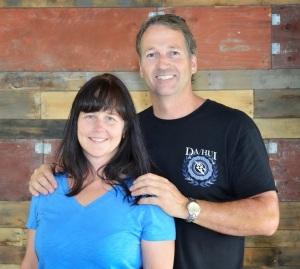 Dawn and Doug Lennie
