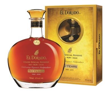 El Dorado 50th Anniversary Rum