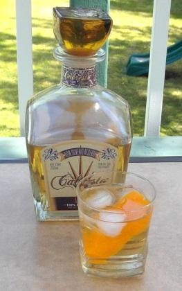 Añejo Tequila Sour SAM_2594