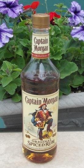 Captain Morgan Original Spiced Rum The Rum Howler Blog