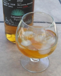 Casamigos Añejo Old Fashioned SAM_2597