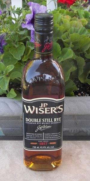 J.P. Wiser's Double Still Rye SAM_2618