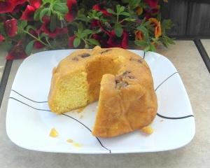 Tortuga cake