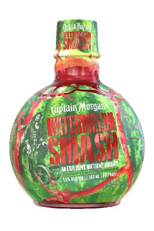 Review Captain Morgan Watermelon Smash 171 The Rum Howler Blog