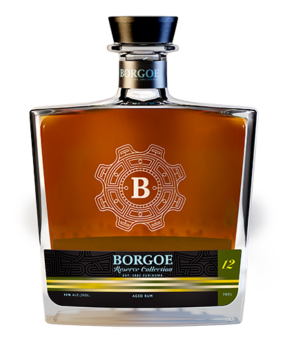 24 Days of Rum (#17) – Borgoe 12 Reserve Collection (Suriname)